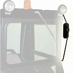 Original Tractor Cab Mirror Kit For The Hard Top Cab Enclosure
