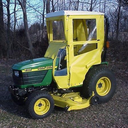 Original Tractor Cab Hard Top Enclosure For 4100 And 4110