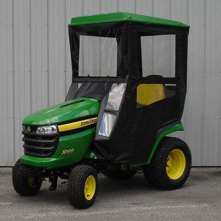 Original Tractor Cab Hard Top Cab Enclosure John Deere