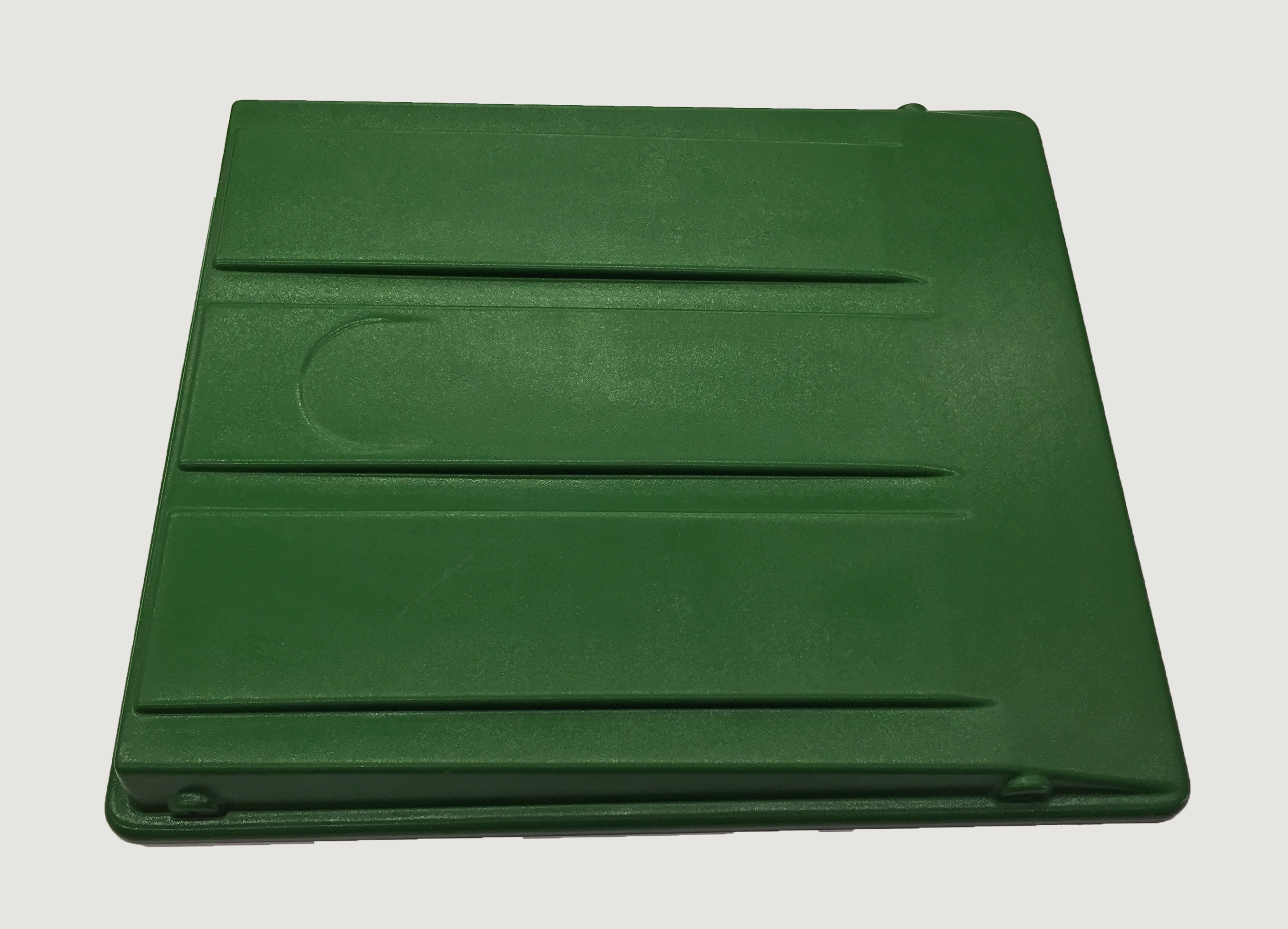Green ABS Top For Cabs and Hard Canopies (Roof Only)