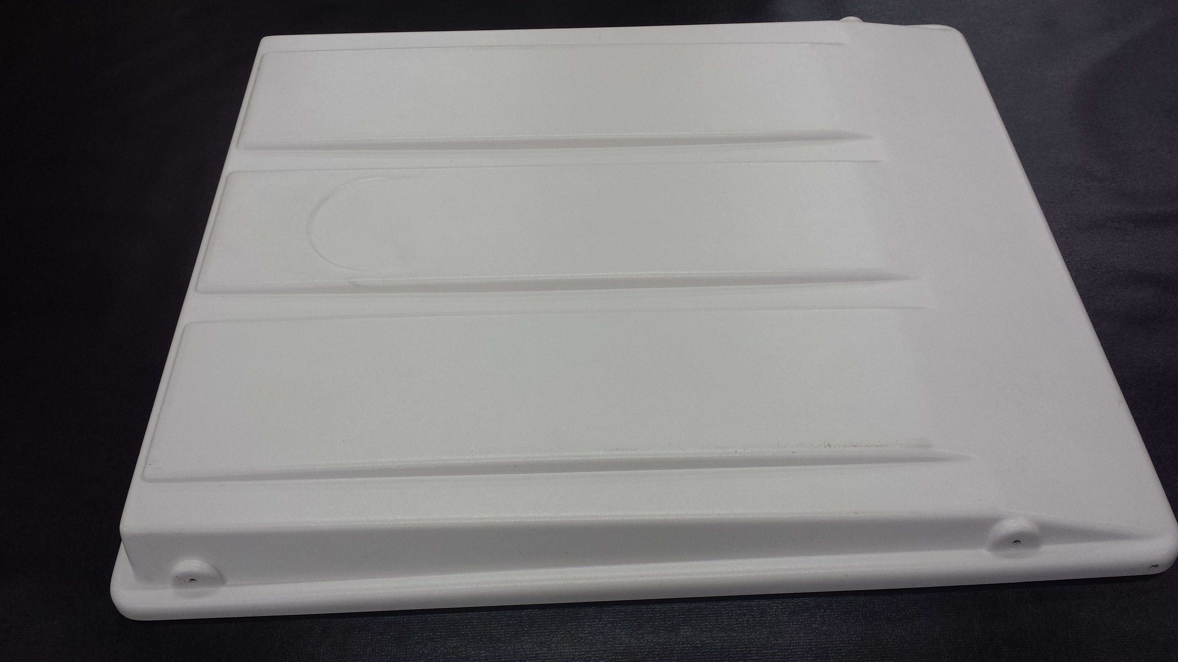 Replacement ABS Hard Top Canopy in White