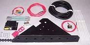 Original Tractor Cab Fused Panel Switch Kit PN 12250