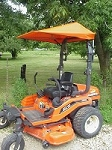 Kubota ZD & ZG With ROPS Series Sunshade