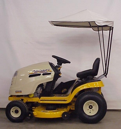 Soft Top Sunshade For Cub Cadet 1000 Amp 1500 Series