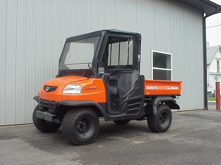 Original Tractor Cab Kubota RTV900 and RTV900XT