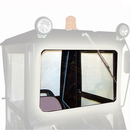 Original Tractor Cab Safety Glass Windshield Upgrade For