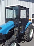 Hard Top Cab Enclosure For New Holland TC35 - TC45, CASE DX 35-45, and D 35-45