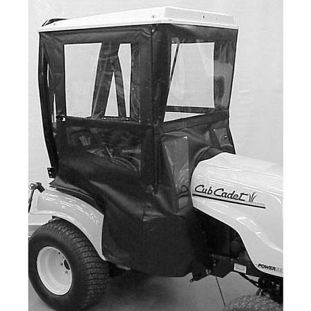 Original Tractor Cab Hardtop Cab Enclosure For Cub Cadet