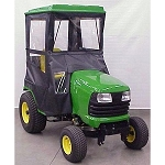 X400 X500HD X700 Series Hard top Cab Enclosure For John Deere