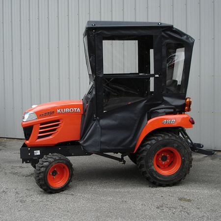Hard Top Cab For Kubota BX 50, 60, 70 & 70-1 Series Tractors