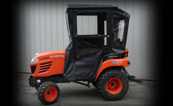 Tractor Cab Kubota Products