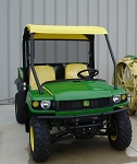 Soft Top Sunshade For John Deere HPX and XUV Gators