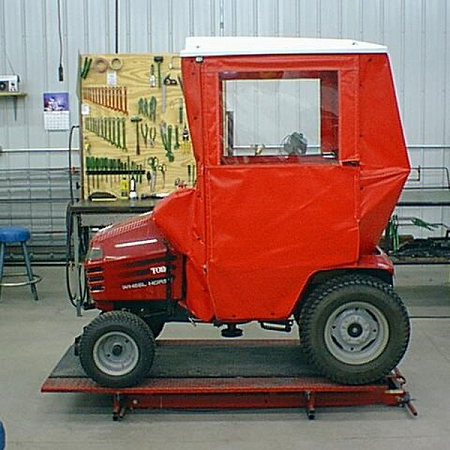 Hard Top Cab Enclosure For Toro 260, 270, and XT Series