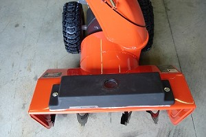 18 Pound Counter Weight Kit For Snow Blowers. Sand NOT included.
