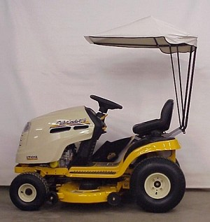 Soft Top Sunshade for Cub Cadet 1000 & 1500 Series