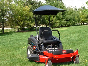 Soft Top Sunshade for Lawn Boy and Select Toro Time Cutters