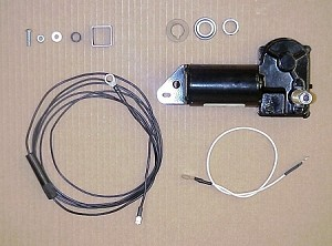 ELECTRIC WIPER CONVERSION KIT