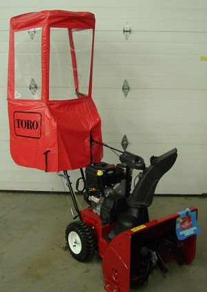 Snow Blower Cab for Toro Power Max 762TE, 826LE, 1028LE & Power Max HD