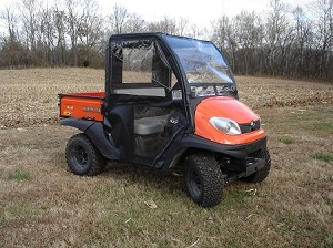 Original Tractor Cab Soft Top Cab For Kubota RTV 500